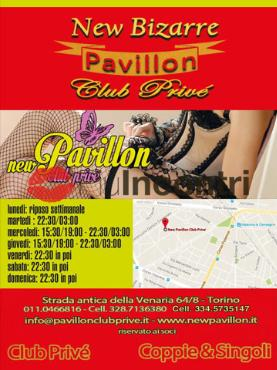 Club Prive New Pavillon